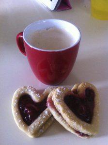 te y galletas
