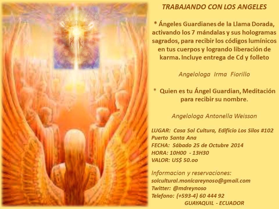 Reiki angelico - En septiembre Guayaquil