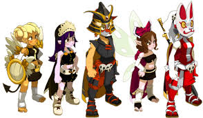 Personajes dofus