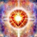 corazón con luz- reiki angelico Bcn