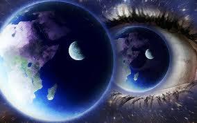hermandadblanca ojo Evidencia de que la conciencia crea la realidad