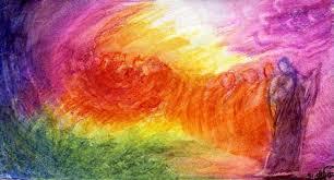 la vida en septenios los rayos Una formidable experiencia terrenal del yo humano expresado en Septenios
