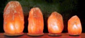 """Lámparas de Sal: las """"vitaminas del aire"""""""