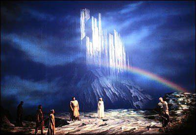 rayo azul- origen de los siete rayos