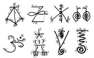 hermandadblanca reiki karuna simbolos Activación de energía de alta frecuencia a distancia