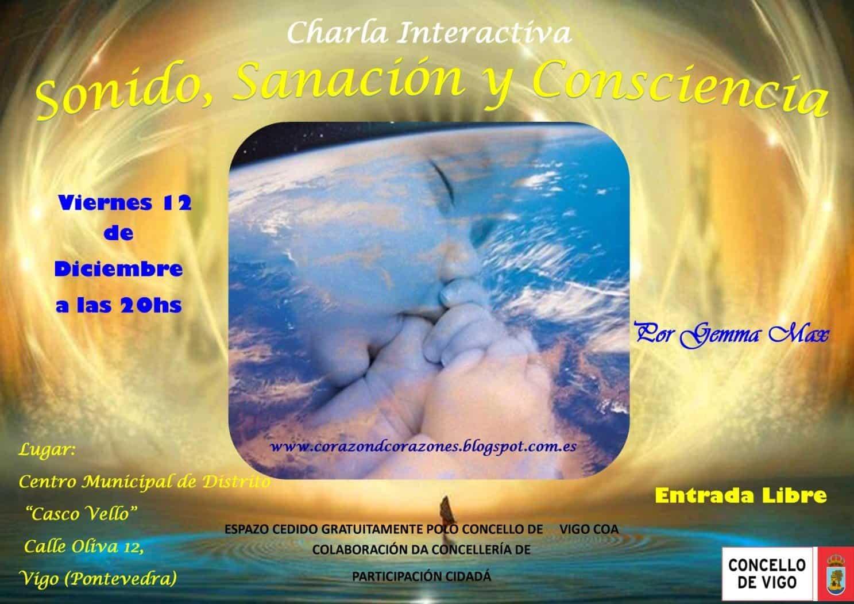 charla gratuita de sonido en Vigo - Pontevedra