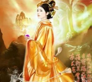 Diosa China Nüwa