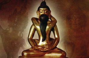 Shiva/Shakti por AlicePopkorn. Licencia Creative Commons.