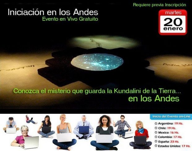 """""""La Iniciación en los Andes"""""""