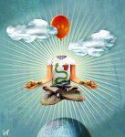 meditación cielo-tierra