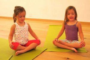 Taller de Meditación guiada para niñ@s  ~ 25  de Enero del 2015 en Barcelona