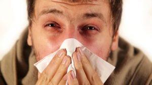 alergias y memoria