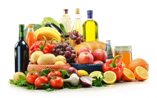 importancia de comer bien: