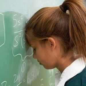niños en aprendizaje