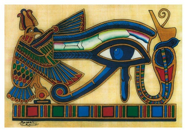 Ojo Horus - método Melchizedek - Mercedes Cibeira