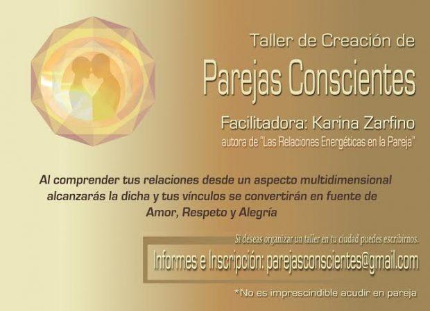 parejas conscientes- karina Zarfino
