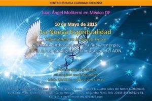 Seminario intensivo en México DF  Teórico-práctico – Entrada Libre el 10 Mayo de 2015