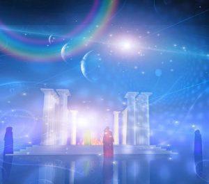 diosa luminica