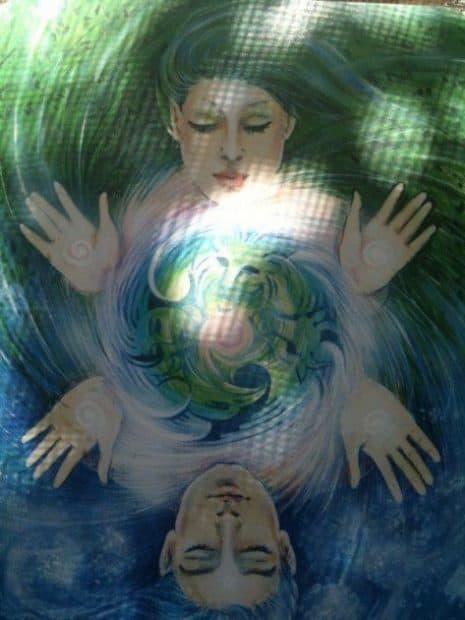 El poder terapéutico de la energía de las manos