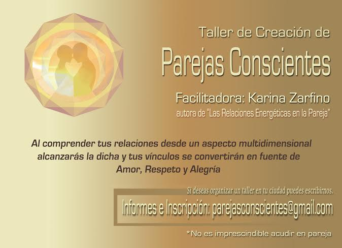 karina zarfino- parejas conscientes