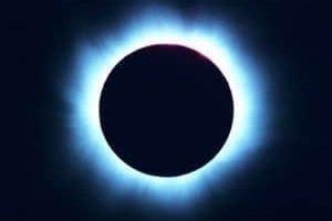 El eclipse solar del 20 de marzo 2015  por Margit Glassel