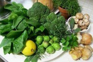 Listado de nutrientes para una alimentación vegana