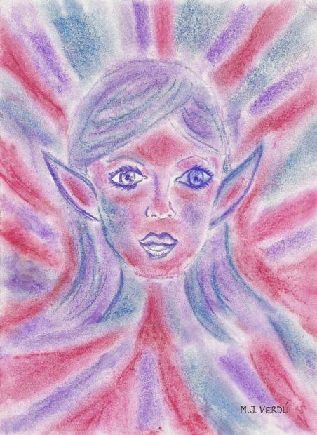 contactar con los elfos y hadas