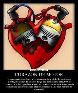Corazón motor