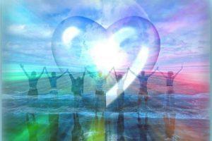 A través del Manto de la Gracia, usted es bendecido para vivir la Luz