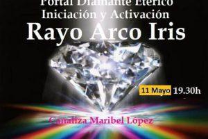 Meditación gratuita para la Activación del Rayo Arco Iris, 11 de Mayo Barcelona España 2015