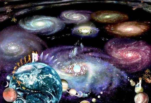 danza cósmica