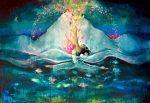 hermandadblanca energia femenina yoga pintura hanumanasana 300×206.jpg - El Poder del alma y el poder de la mente - Volviendo al equilibrio - hermandadblanca.org