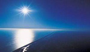 marea de mar - la luz del la luna