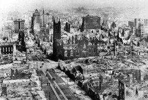terremoto ciudad