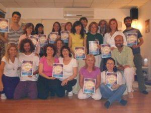 Método Melchizedek™  Seminario Nivel 1&2 en Buenos Aires  con María Mercedes Cibeira (Master Facilitadora de la Academia Kamadon Australia) 4 días consecutivos: 9 al 12 de Julio 2015 3