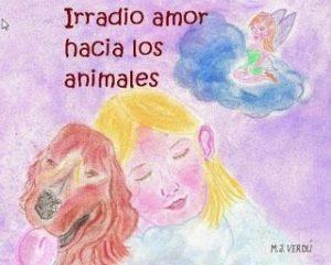 María Jesús Verdú - Voluntariado con animales