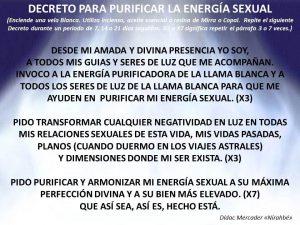 PURIFICAR -Purificando La Energía Sexual Por Dídac Mercader