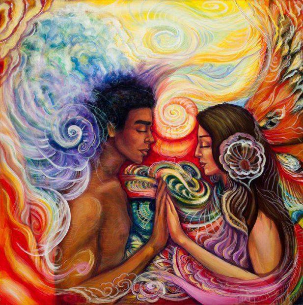 """sexualidad (1) - chakras - Purificando La Energía Sexual Por Dídac Mercader """"Nirahbé"""""""