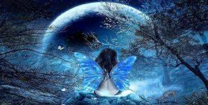 luna mariposa la tierra real
