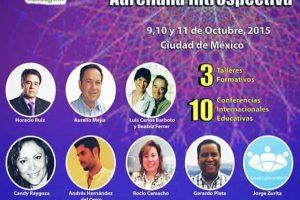1er Congreso Internacional de Hipnosis Aureliana Introspectiva, 9, 10 y 11 de Octubre 2015, Ciudad de México