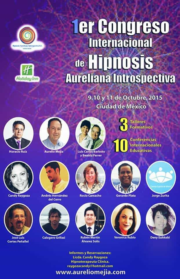 20150715_congreso_internacional_hipnosis_aureliana_introspectiva_mexico