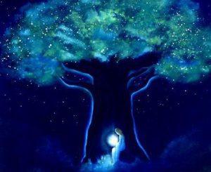 arbol sagrado
