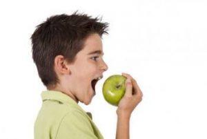 niños sanos