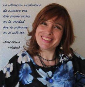 Sticker de Macarena Miletich