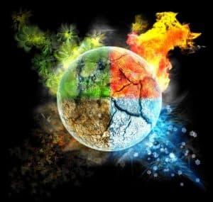hermandadblanca 4 fuerzas naturaleza 300×285.jpg - Los elementos agua fuego tierra y viento están en todo el universo formando parte de las cosas visibles e invisibles - hermandadblanca.org