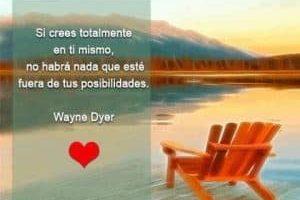 El primer amor: Sobre la importancia del amor a uno mismo. Wayne Dyer