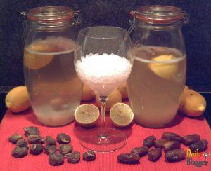 bebida de kefir
