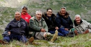 esquimales, ancianos inuits