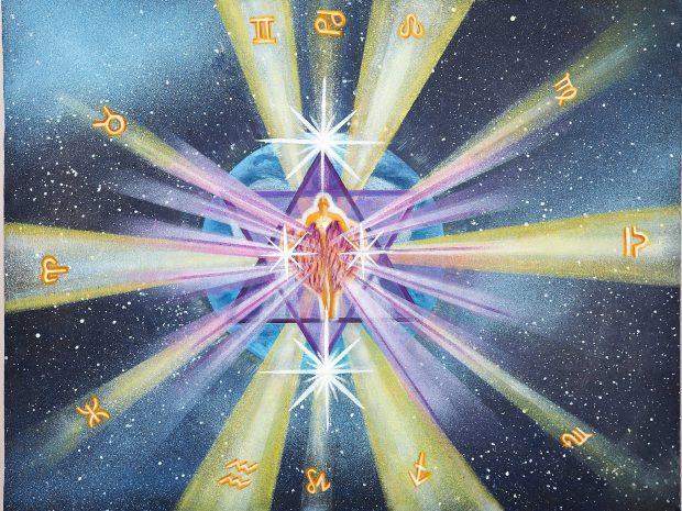 Accediendo a las semillas de cristales atómicos de las memoria de la Tierra 1