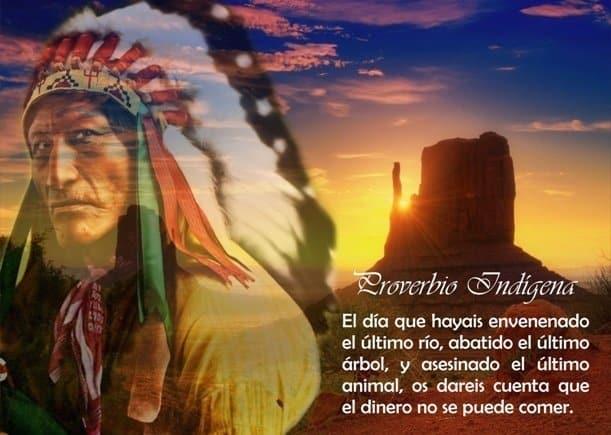 Conoce algunas de las expresiones que demuestran la sabiduría indígena